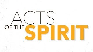 The Holy Spirit Gives Boldness and Removes Fear