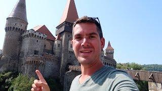 Von der Burg Hunedoara in die Westkarpaten Vlog #62
