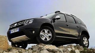 Essai du Nouveau Dacia Duster le blockbuster