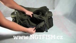 NGT Rybářská Taška Green Carryall