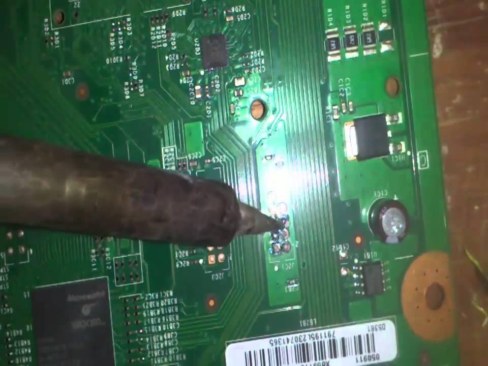 Xbox 360 Slim como instalar chip a x...