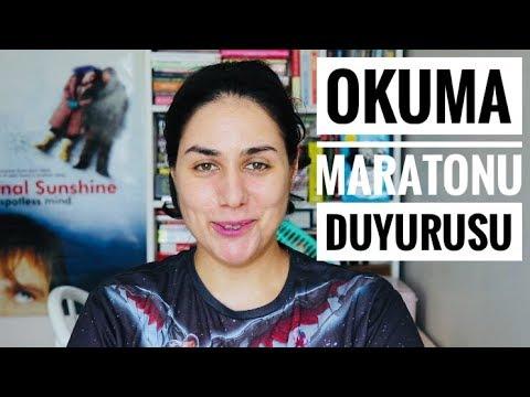 YAZ TATİLİ OKUMA MARATONU DUYURUSU L Ashita Kyo Kino