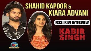 Shahid Kapoor And Kiara Advani Exclusive Interview | Kabir Singh | NTV