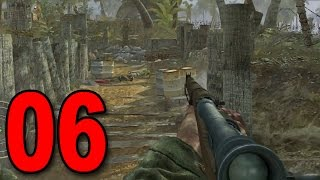 Call of Duty: World at War - Part 6 - Burn