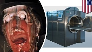 Dissolving body: How human remains are liquified for green burial in the Resomator - TomoNews