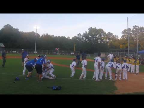 SC Dixie Youth Baseball District Champions 2017 - Midlands Pride -
