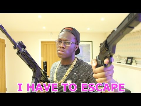 I HAVE TO ESCAPE