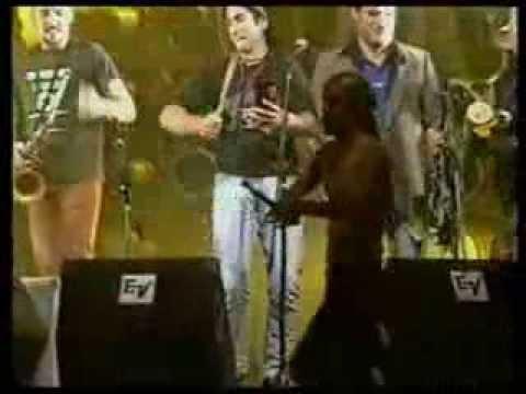 La Renga - Blues de Bolivia | En vivo (Obras, 1995)