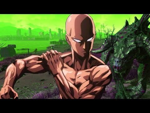 Fallout 4: One-Punch Man