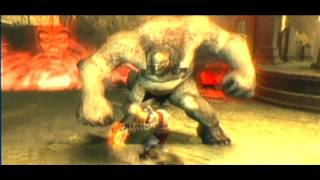 God Of War Chains Of Olympus (SPARTAN, HARDMODE) Direto do PSP part4