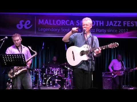 """""""Old School Medley"""" - Peter White At 8. Mallorca Smooth Jazz Festival (2019)"""
