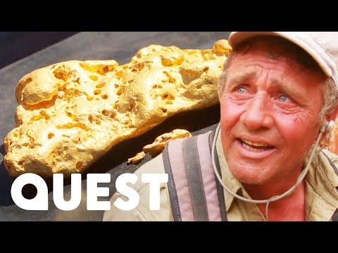 the-victoria-diggers-unearth-huge-$30k-gold-nugget-|-aussie-gold-hunters