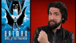 Batman: Mask of the Phantasm - Movie Review