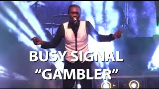 Busy Signal - The Gambler (Lyrics)