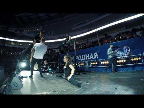 VPLAB | Minsk Arena | Хоккейный матч Динамо-Минск