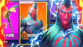 New FREE FLYTRAP SKIN In Fortnite Battle Royale! New FLYTRAP SKIN Update! (New Fortnite Skins)