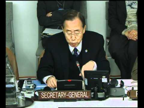 NewsNetworkToday:  NEW FINANCING of ECONOMIC DEVELOPMENT - UN's BAN KI-MOON, UNECOSOC