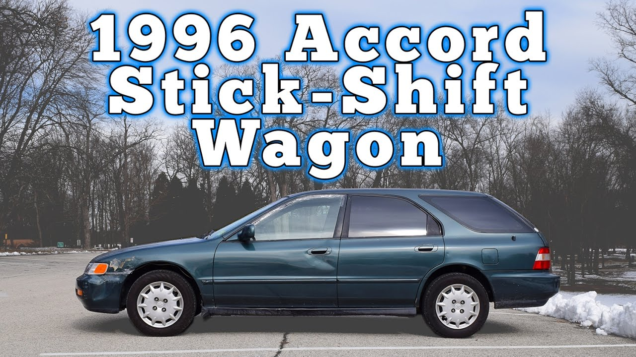 Attractive 1996 Honda Accord Wagon 5 Speed: Regular Car Reviews