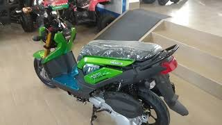 Скутер VENTO NAKED!!!