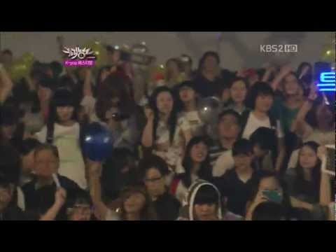 All artists [Ending] - Run To You @ 120831 Music Bank K-pop Festival