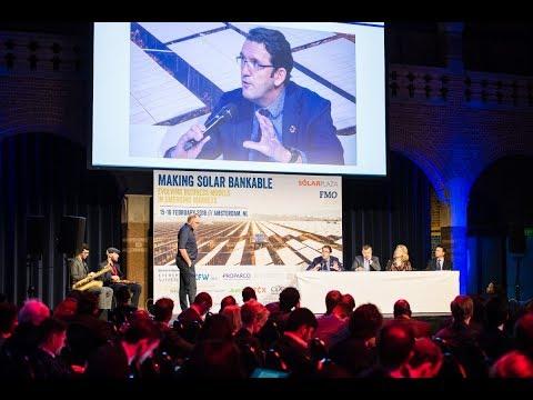 Making Solar Bankable 2018:  Solar Shark tank