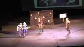 SOS 2012 Дефиле групповое