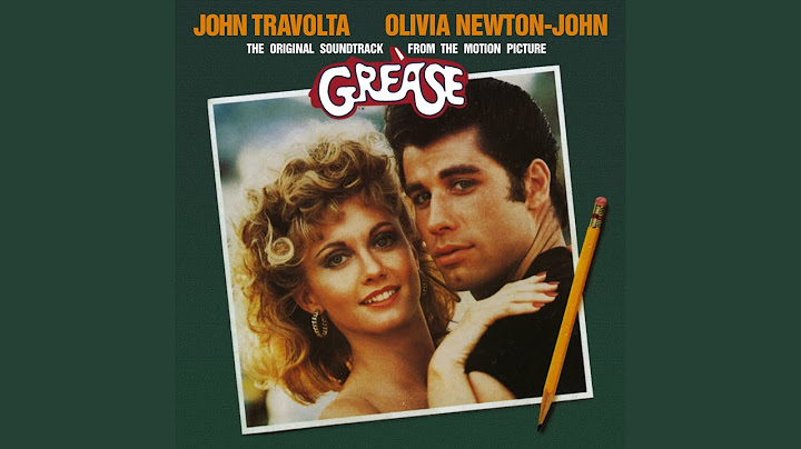 born to hand jive from grease