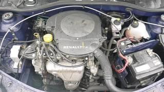 Двигатель Renault для Sandero 2009-2014;Logan 2005-2014