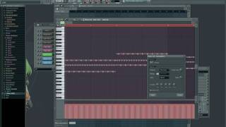 FL Studio Tip #10 - Using  the Arpeggiator in FL to create melodies (part 1)