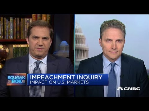 Trump impeachment inquiry means unlikely USMCA will get through: Policy pro