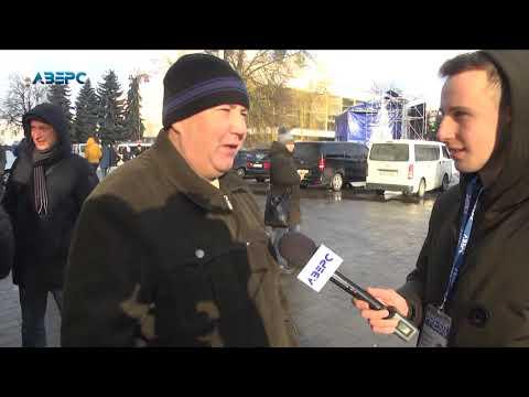 ТРК Аверс: Кортеж та літак Президента: як Петро Порошенко добирався до Луцька