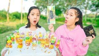 Cô Bé Ăn Quỵt Gặp Cô Bé Tốt Bụng - Trang Vlog