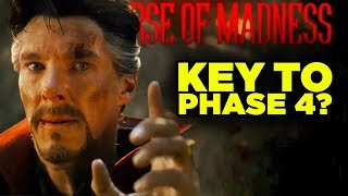 Doctor Strange MULTIVERSE OF MADNESS: Phase 4's Most Crucial Film?