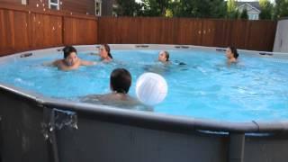 Swimming in circles at Jane's