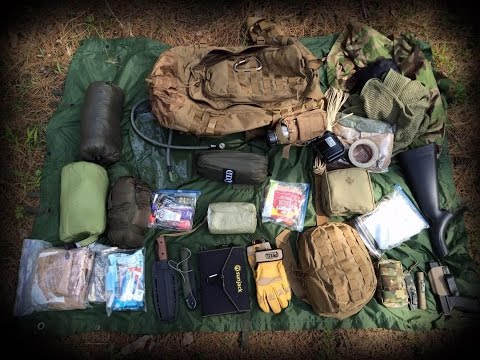 ULTIMATE BugOut Bag Part I