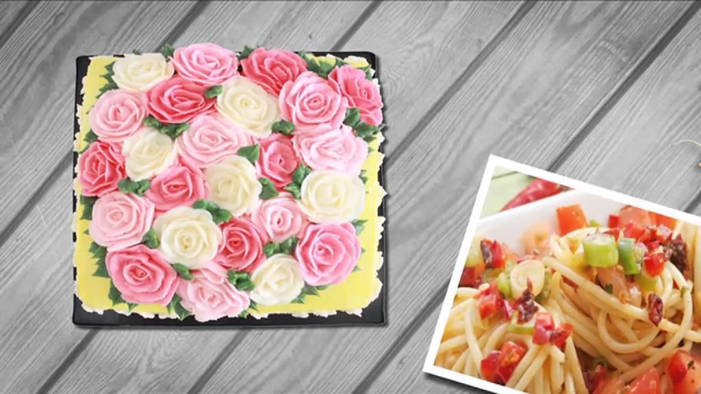 اتشي التبولة الارمنية - كيك الورد الارمني - الكبة الارمنية  : زعفران وفانيلا حلقة كاملة