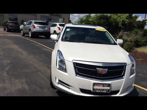 2016 XTS AWD with Vogue Tires