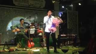 Liên khúc acoustic Anh Bo Đan Trường - Phòng Trà Lục Thủy HN