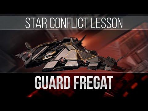 Star Conflict Lesson Guard Frigate