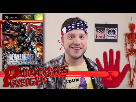 Metal Wolf Chaos | Punching Weight [SSFF]