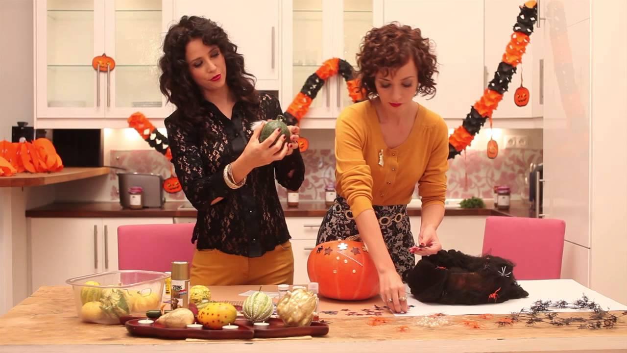 Hallo Halloween Decoraties : Anyakanyar hello halloween youtube
