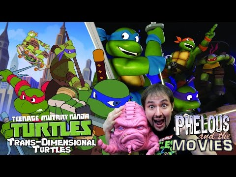 TMNT: Trans-Dimensional Turtles - Phelous