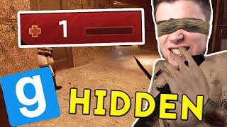 Z JEDNYM HP POROBIŁEM WSZYSTKICH! | Garry's mod (With: EKIPA) #783 - Hidden [#58]