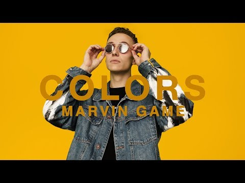 Marvin Game - Zeitzonen | A COLORS SHOW