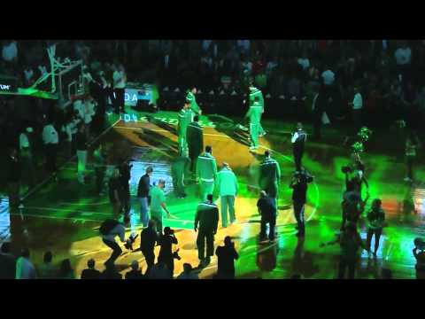 NBA - Boston Celtics 2014 - 2015 Regular Season Game Opening