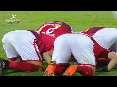ملخص مباراة الأهلي vs الداخلية |  2 - 0  في دور الـ 16 كأس مصر 2017 - 2018