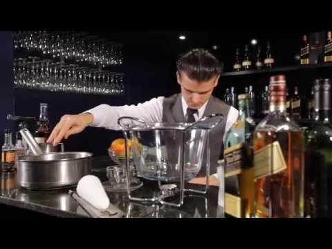 World Class 2010: Bartender Of The Year, Eric Lorincz, 'Golden Fire Bowl'