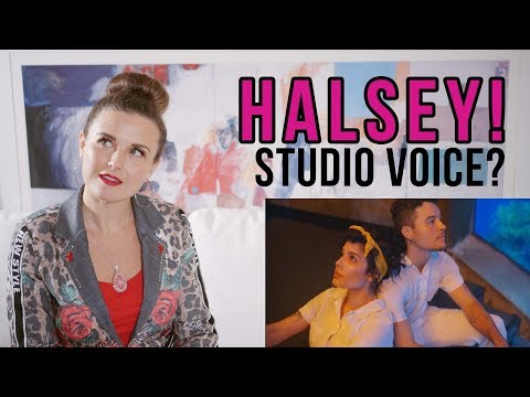 Vocal Coach Reacts To Halsey- Clementine