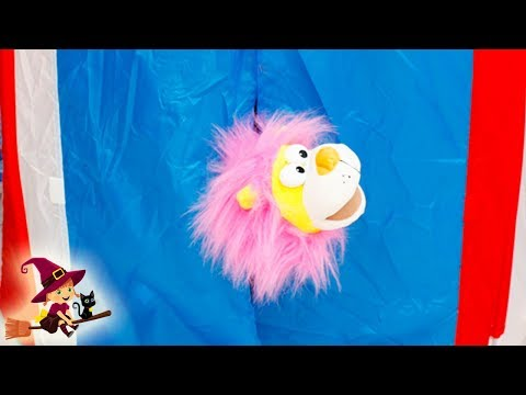 El Circo de Marionetas de Sugar y Pinky