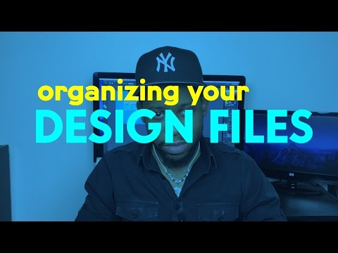 Organizing Your Design Files | Tim Hykes